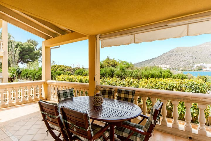 In a tranquil location with mountain view – Villa Rosa