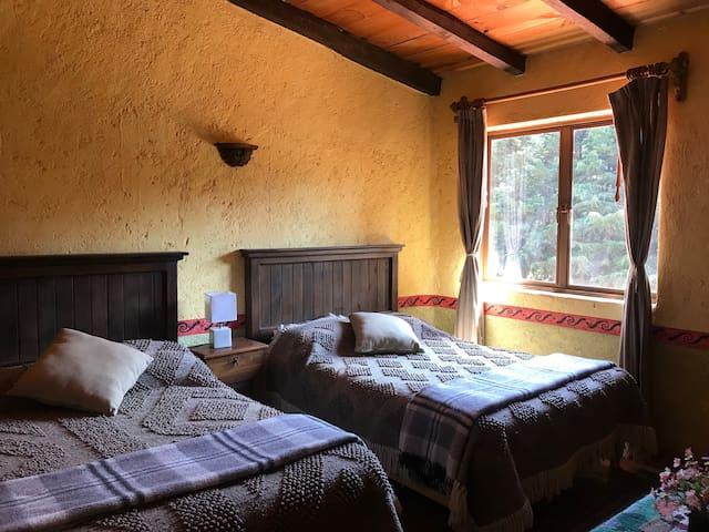 Rancho Cumbre Monarca, Habitación 6 personas