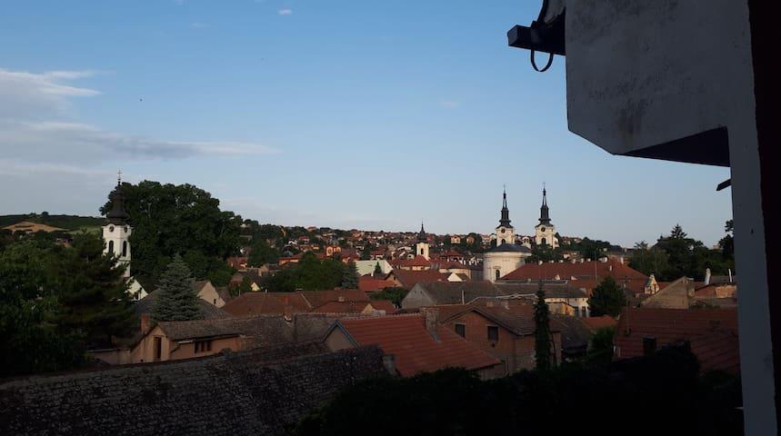 Sremski Karlovci: Stan sa pogledom