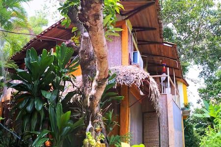 Rancho del Lago - Habitación Naranja