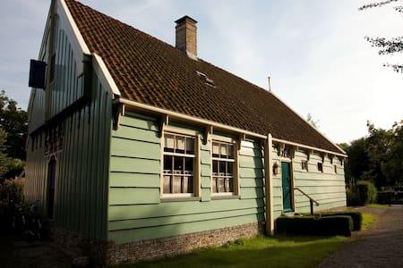 Unique country house just outside Amsterdam. - Broek in Waterland