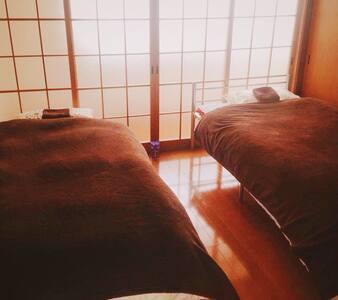 Sasebo st 7min by walking, HTB 20min by train! - Sasebo - Haus