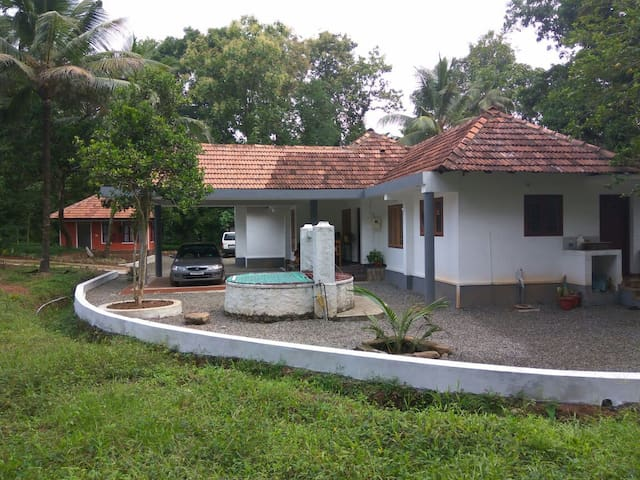 Puthuppallil Riverbank Residency