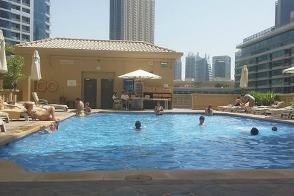 Jbr Huge Master Bedroom With Attached Big Bathroom Apartments For Rent In Dubai Dubai United
