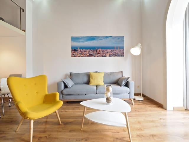 Lux apartm. in Passeig de Gracia
