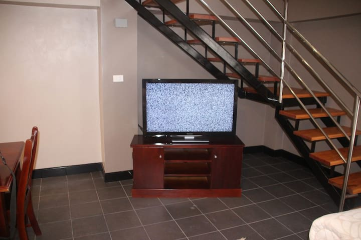 Wifi and Smart TV included