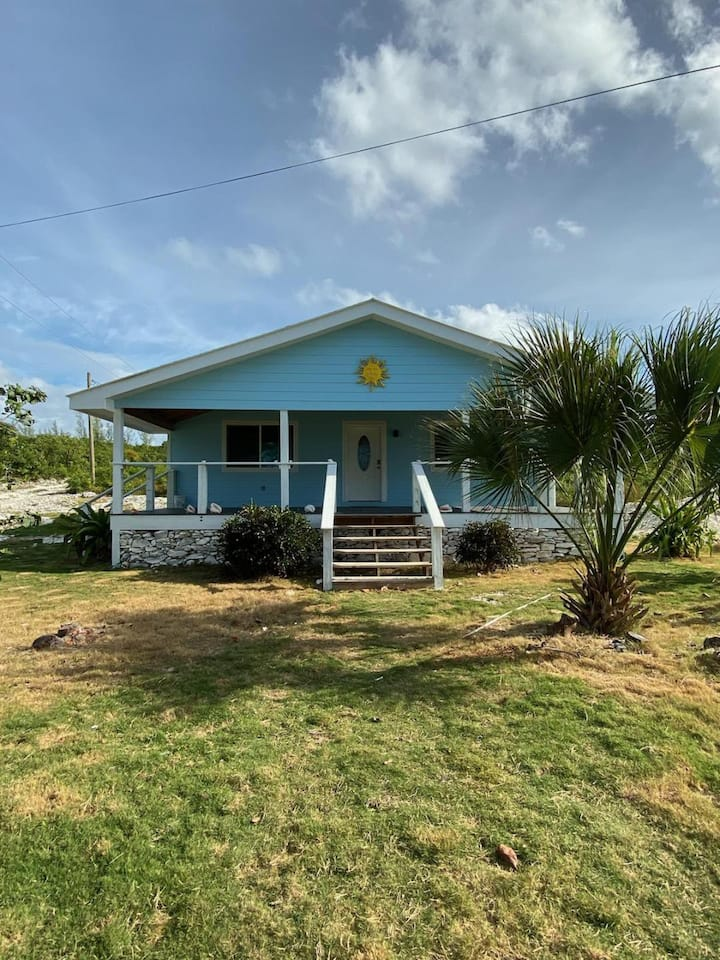 NEW 2 bed/2 bath home in James Cistern, Eleuthera