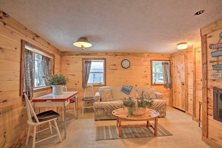 Bass Lake Living - Cozy Cabin in Pine Ridge Resort
