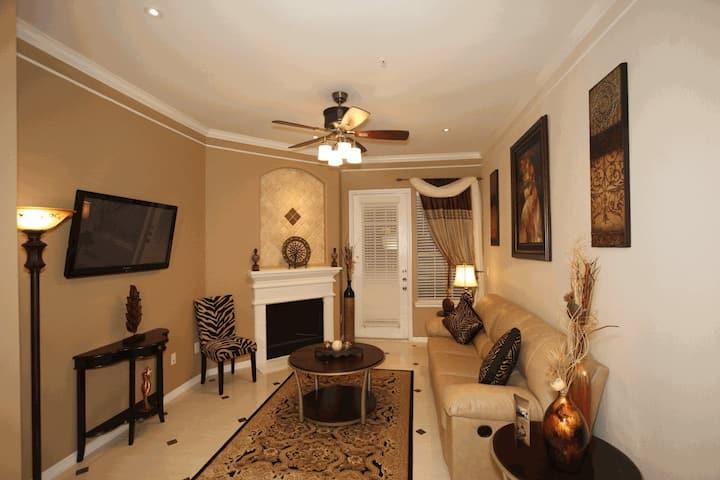 Luxury Executive Apartment Houston1