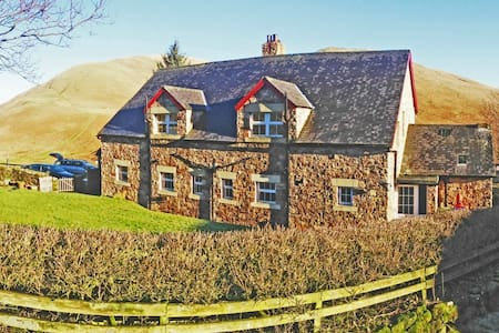 Poppy's Cottage, in the Coquet Valley