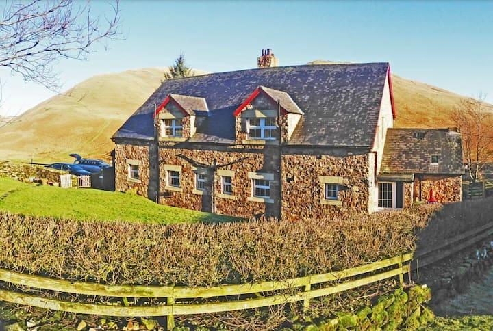 Poppy's Cottage, in the Coquet Valley
