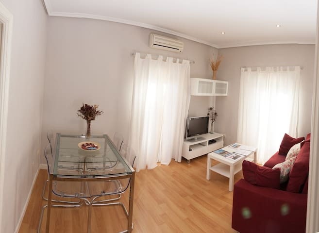 Sunny apartment in Madrid - Madrid - Apartment