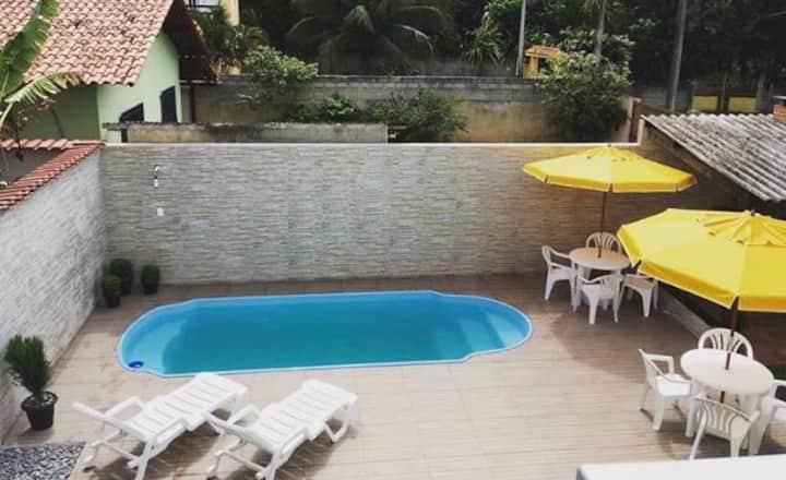 Casa de Férias Sun Shine -Praia Formosa