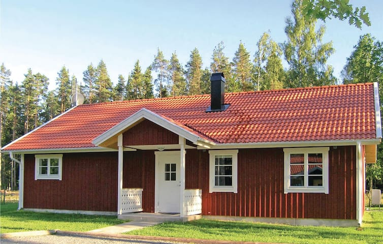 Holiday cottage with 4 bedrooms on 100m² in Vittaryd
