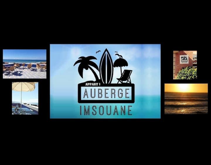 Auberge Imsouane : Appart 1