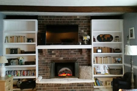 Private Brick Ranch Home - Brownsburg - Σπίτι