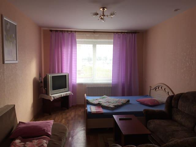 Уютные апартаменты на Соломовой 153 - Гродно - Appartamento