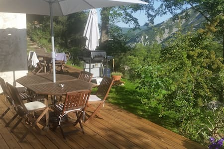 Beautiful Apartment with Great Outdoor - Gréolières - Wohnung