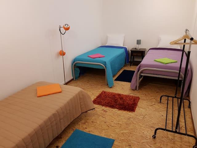 Beatu´s Young Room - Public Park Free 24H