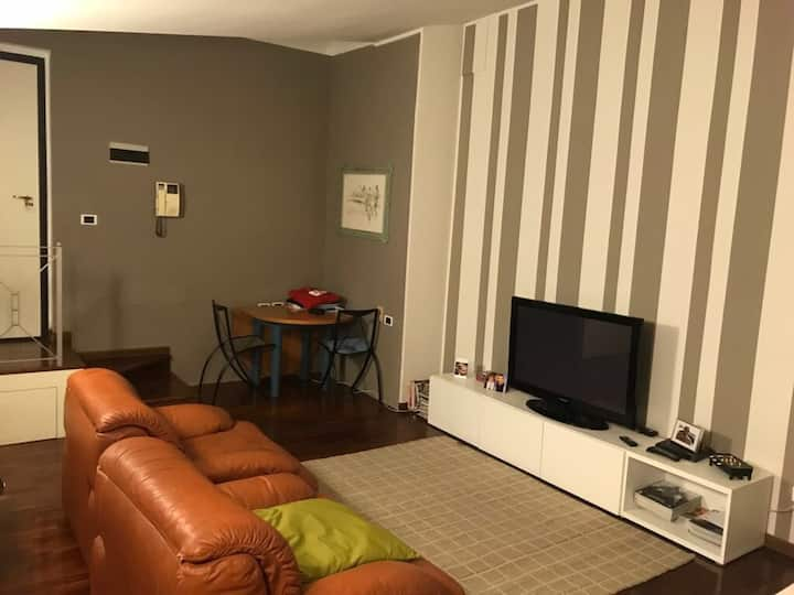 Cozy apartment Gallarate downtown