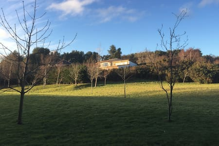 Bayview room in stunning ecohouse - Findhorn - 独立屋
