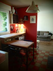 House with garden and bikes - Saint-Briac-sur-Mer - Huis