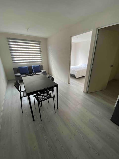 配备现代化公寓,为您提供便利