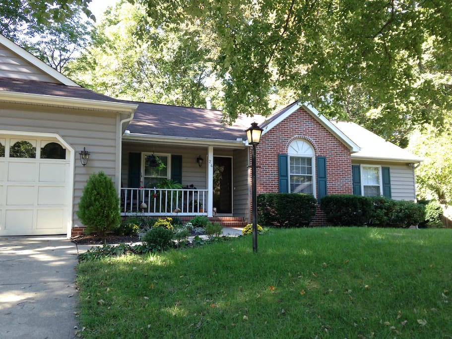 Quiet Peaceful Home 2 Mi From Downtown F 39 Burg Va Houses For Rent In Fredericksburg Virginia