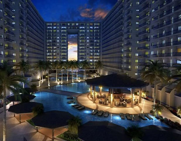 1Bedroom SMDC Shell Residence near Mall of Asia
