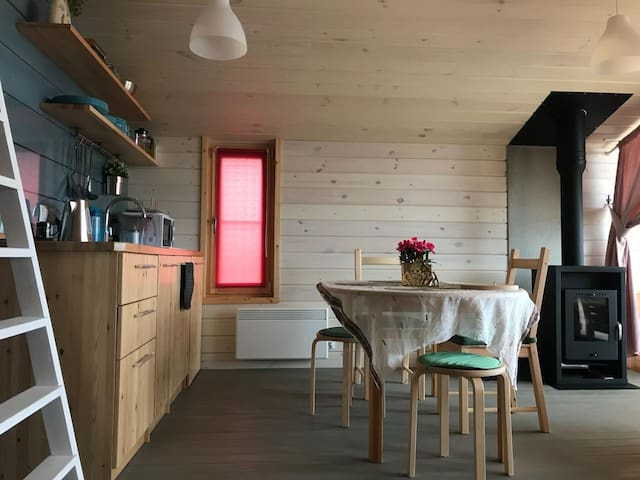 Новый ДубльДом в Национальном Парке Плещеево Озеро