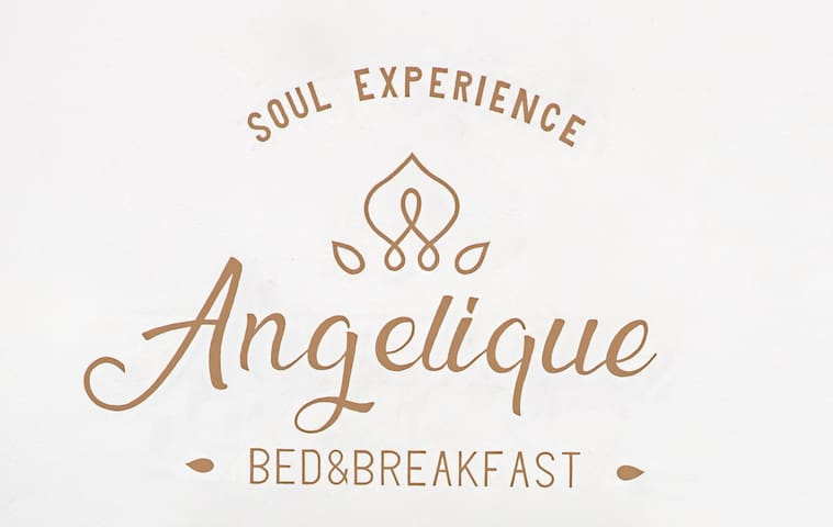 B&B Angelique-Soul Experience: Chambre Fabrice