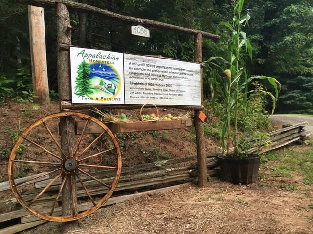 Appalachian Homestead Farm & Preserve
