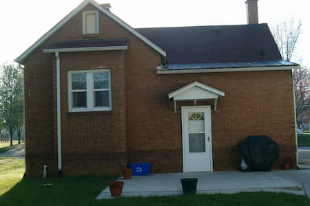 Ranch Home close to SIUE and Downtown ST. Louis - Edwardsville - Maison