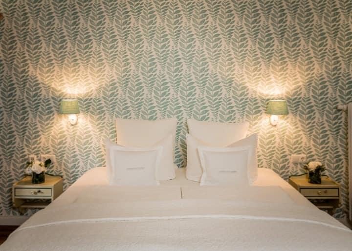 Doppelzimmer Superior @StGeorg.Tegernsee Hotel