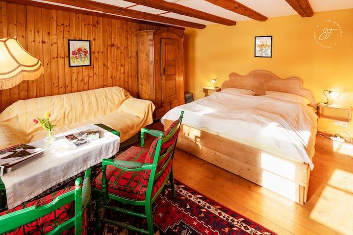 Wohnung Bosse Wohn-/Schlafzimer