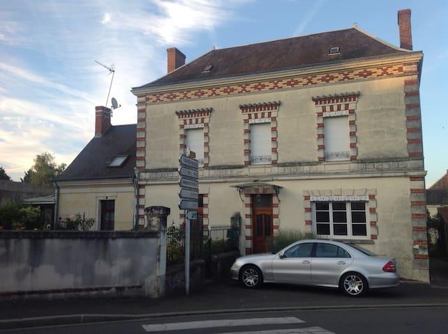 Le Mans Foodies Heaven in Le Loir - Ruillé-sur-Loir - Dům