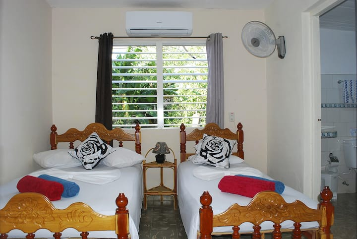Villa Tery ( Room for 2 Pax)
