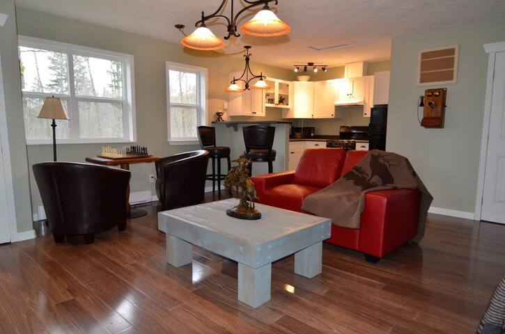 The Bunk House at Cottonwood Ranch - Campbell River - Loft