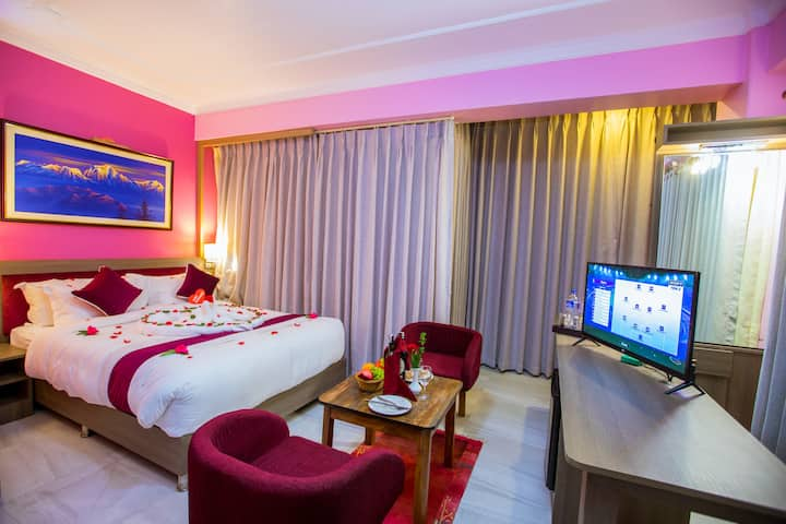 Hotel Task International Pokhara Amarsing Chowk-10