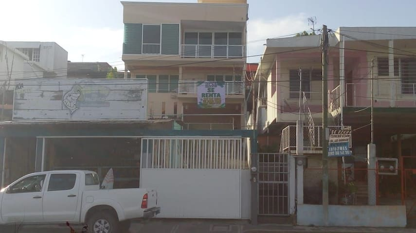 Hermosa casa con vista inigualable al Río Tuxpan