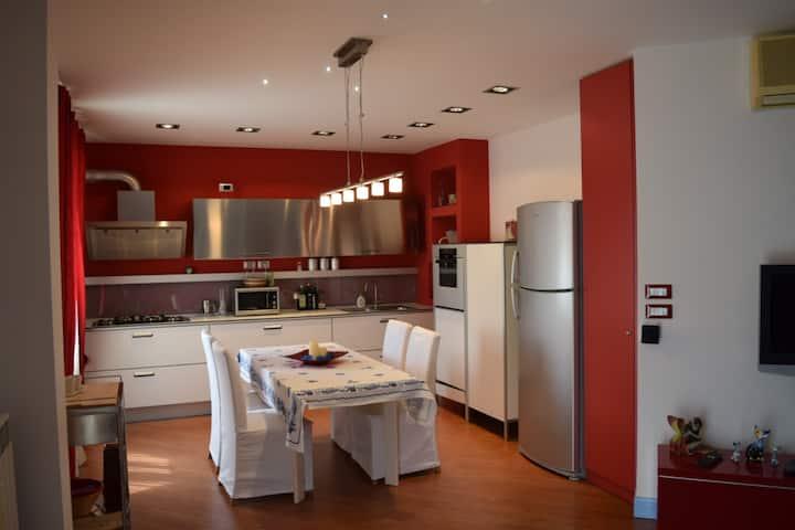 Casa di Gaspare luxury apartment a Castel di Lama