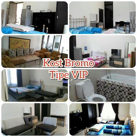 Guest House in Middle Town of Surabaya
