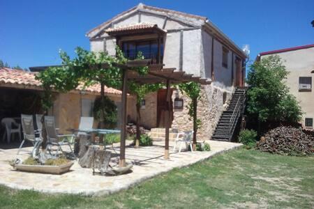 Casa de los piragüistas