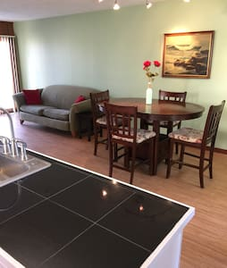Beautiful 2bd condo-Next to Skiing! - 이스트 스트라우즈버그(East Stroudsburg)