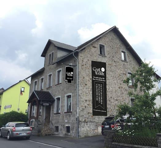 Gemütliche und große Wohnung in Helferskirchen - Helferskirchen