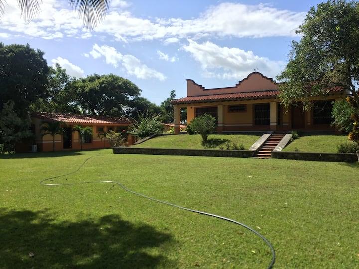 Increíble Casa de Campo Burgos en La Antigua, Ver.
