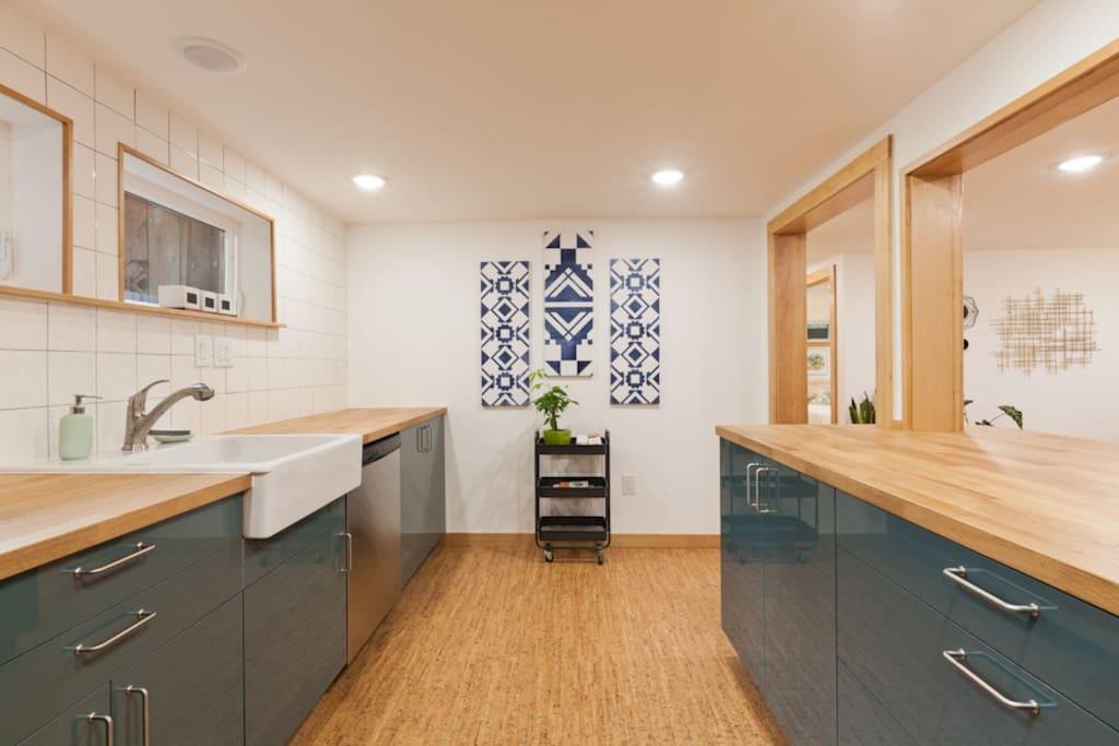 Ne Private Apartment Modern Amp Cozy Remodel Guest