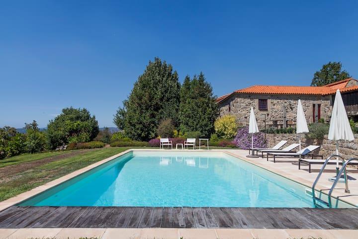 Casa da Lebre 6540/AL - Casa de campo com piscina - Infesta