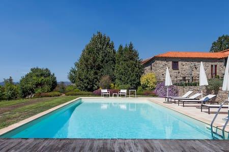 Casa da Lebre 6540/AL - Casa de campo com piscina - Infesta - Villa