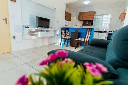 Apartamento inteiro com toda mobília nova